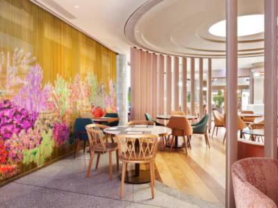 Kotara dekoracyjna hotel Hilton Świnoujście